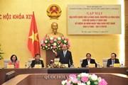 Thủ tướng dự gặp mặt đại biểu Quốc hội là nhà giáo, quản lý giáo dục