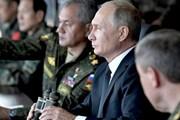 Tổng thống Nga Putin nêu ưu tiên phát triển lực lượng vũ trang
