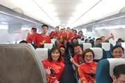Vietnam Airlines, Vietravel tiếp sức người hâm mộ cổ vũ tuyển Việt Nam