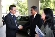 Thúc đẩy hợp tác giữa TTXVN và Cục Quan hệ công chúng Thái Lan