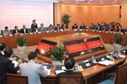Hà Nội báo cáo Đảng đoàn Quốc hội về thí điểm chính quyền đô thị