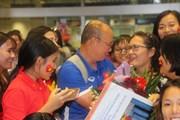 Nỗ lực bảo đảm an ninh, an toàn cho các cổ động viên Việt Nam