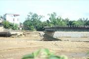 Yên Bái: Cầu Ngòi Thia sẽ được khôi phục vào đầu năm 2019