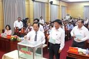 Hội đồng nhân dân tỉnh Quảng Ngãi công bố kết quả lấy phiếu tín nhiệm