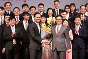 Đồng chí Bùi Quang Huy được bầu làm Chủ tịch Hội Sinh viên Việt Nam