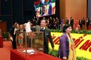 Bầu Ban Chấp hành TW Hội Nông dân Việt Nam khóa VII với 119 ủy viên