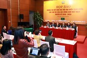 Họp báo thông báo kết quả Đại hội Hội Nông dân Việt Nam lần thứ VII
