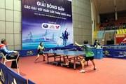 Khai mạc Giải bóng bàn các cây vợt xuất sắc toàn quốc năm 2018