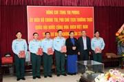 Phó Chủ tịch thường trực Quốc hội thăm Sư đoàn Không quân 372