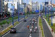 TP.HCM cần xử lý nghiêm trường hợp xe máy đi vào làn xe ôtô