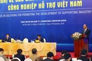 'Không ai làm thay doanh nghiệp trong phát triển công nghiệp hỗ trợ'