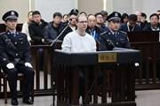 Canada quan ngại trước vụ công dân bị kết án tử hình tại Trung Quốc