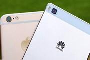 Huawei sẽ vượt Apple nhờ sự suy giảm của thị trường smartphone?