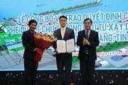 Quảng Trị sẽ khởi công cảng có vốn hơn 14.000 tỷ đồng vào tháng 9