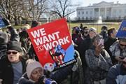 Kinh tế Mỹ có thể tăng trưởng 0% nếu việc đóng cửa chính phủ kéo dài
