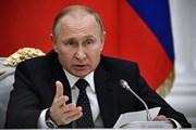 Tổng thống Nga Putin tuyên bố đứng ngoài cuộc chạy đua vũ trang mới