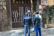 Xảy ra nổ lớn tại nhà hàng bánh Pizza nổi tiếng của Italy