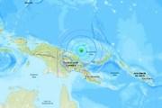 Động đất mạnh 6,1 độ ngoài khơi Papua New Guinea