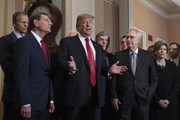 Tổng thống Mỹ Trump gia tăng sức ép với các đối thủ chính trị