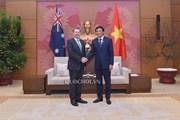 Đề nghị Australia hỗ trợ Quốc hội Việt Nam thực hiện quốc hội điện tử