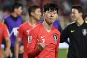 """Trận Hàn Quốc-Bahrain: Chờ """"hiệu ứng"""" Son Heung-min tỏa sáng"""