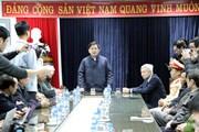 Bộ trưởng Giao thông họp khẩn với Hải Dương vụ xe tải đâm chết 8 người