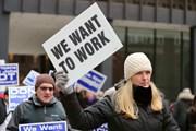 Tổng thống Mỹ ca ngợi các nhân viên liên bang làm không lương