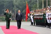 Phó Thủ tướng, Bộ trưởng Bộ Quốc phòng Thái Lan thăm Việt Nam