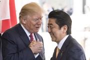 Báo Nhật: Mỹ đã đề nghị Thủ tướng Abe đề cử giải Nobel cho ông Trump