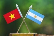 Quan hệ Việt Nam-Argentina không ngừng củng cố và phát triển tốt đẹp