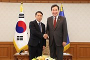 Tổng Giám đốc Thông tấn xã Việt Nam thăm và làm việc tại Hàn Quốc