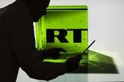 Facebook chặn trang mạng xã hội của kênh truyền hình RT