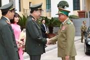 Tăng cường hợp tác đảm bảo an ninh, trật tự giữa Việt Nam và Lào