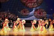 Hình ảnh Đoàn Nghệ thuật Quốc gia Việt Nam biểu diễn tại Triều Tiên