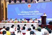 Hình ảnh Thủ tướng chủ trì Hội nghị vùng kinh tế trọng điểm phía Nam