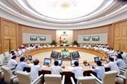 Thủ tướng Nguyễn Xuân Phúc chủ trì họp Chính phủ thường kỳ tháng 9