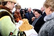 Hình ảnh Chủ tịch Quốc hội bắt đầu thăm chính thức Liên bang Nga