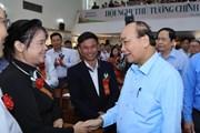 Hình ảnh Thủ tướng đối thoại với nông dân lần thứ hai