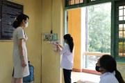 Học sinh phòng, chống dịch COVID-19 thế nào khi đến trường?
