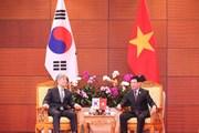 Việt Nam đề xuất kiểm toán chung về công nghệ thông tin với Hàn Quốc