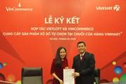 Vietlott bắt tay Vincommerce, bán vé số tại chuỗi cửa hàng Vinmart+