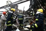[Photo] Nổ nhà máy hóa chất ở Trung Quốc, 5 người tử vong