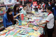 [Photo] Tưng bừng Ngày hội đọc sách tại Hà Nội