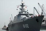 Đoàn tàu Hải quân Việt Nam thăm các nước Đông Nam Á