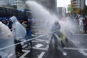 Hàn Quốc: Hàng chục nghìn người biểu tình đòi Tổng thống từ chức