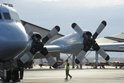Máy bay quân sự AP-3C Orion của Australia tuần tra ở Biển Đông