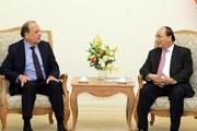 Thủ tướng Nguyễn Xuân Phúc tiếp Đại sứ Chile đến chào từ biệt