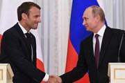 Nga và Pháp đang khôi phục dần các cơ chế hợp tác trước đây