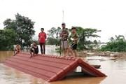 Công ty Việt Nam sẵn sàng cùng Lào khắc phục sự cố vỡ đập