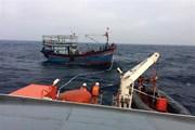 Cứu thuyền viên Trung Quốc bị đứt lìa 2 ngón tay, chấn thương đầu